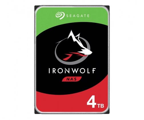 Seagate IronWolf 4TB 5900obr. 64MB