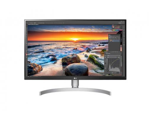 LG 27UL850-W 4K HDR