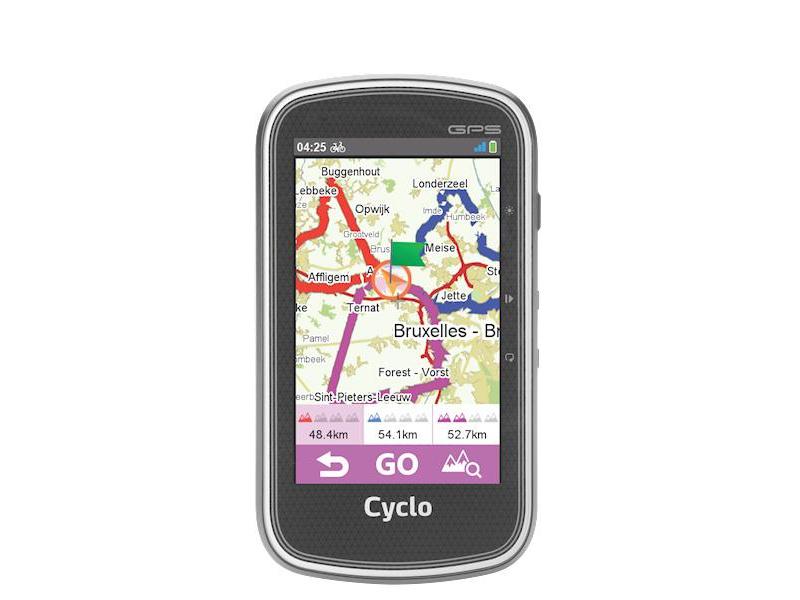 Mio Cyclo 405 Europa