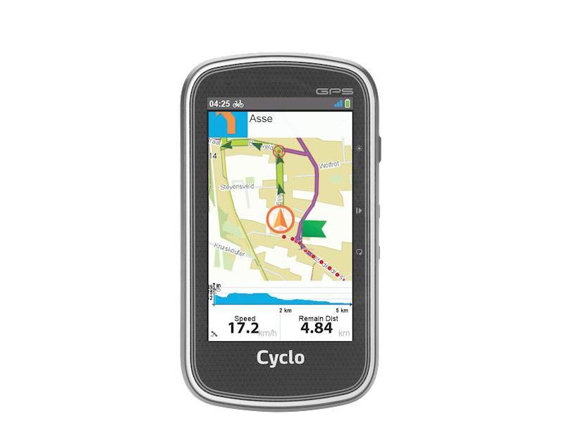 Aplikacja GPS na telefon z systemem Windows