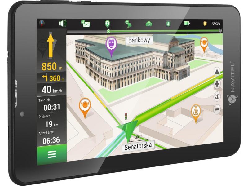 """Navitel T700 7"""" Europa Dożywotnia Android 3G"""