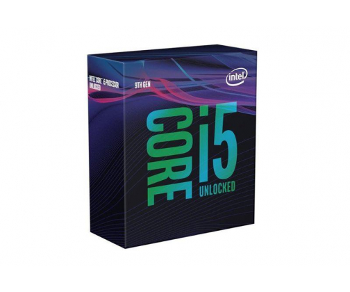 intel i5-9600k 3.7ghz 9mb box