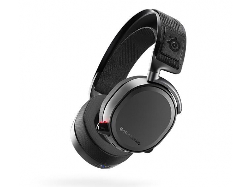 steelseries arctis pro wireless czarne
