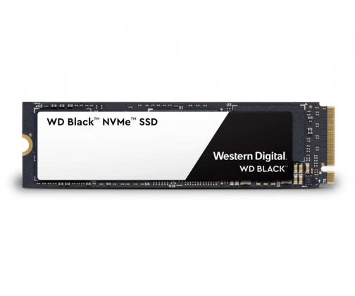 wd 250gb m.2 2280 pci-e ssd black