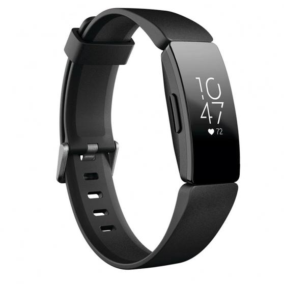 Fitbit Inspire HR czarna