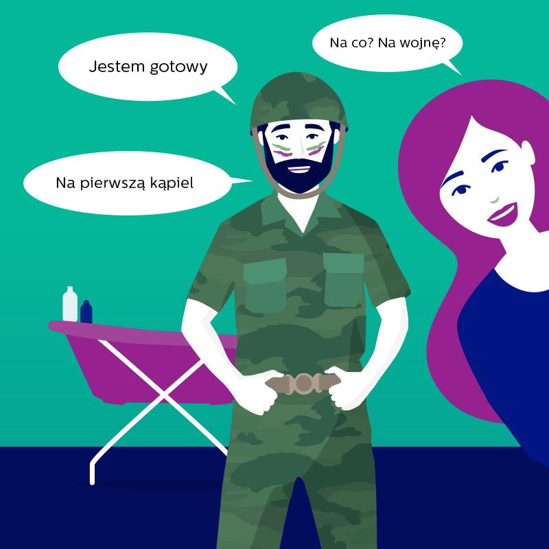 Wyprawka dla noworodka - co do kąpieli?