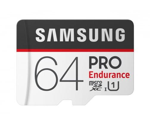 Samsung 64 GB microSDXC PRO Endurance