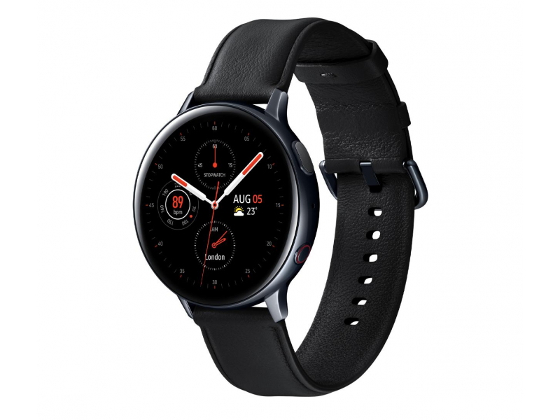 Samsung Galaxy Watch Active 2 Stal Nierdzewna 44 mm Silver LTE