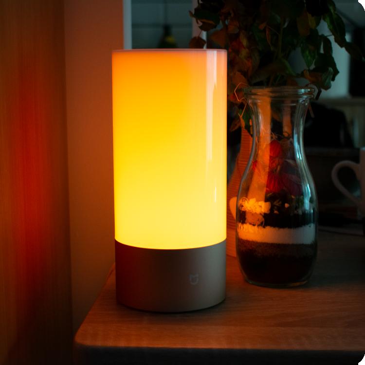 lampka xiaomi mi bedside lamp