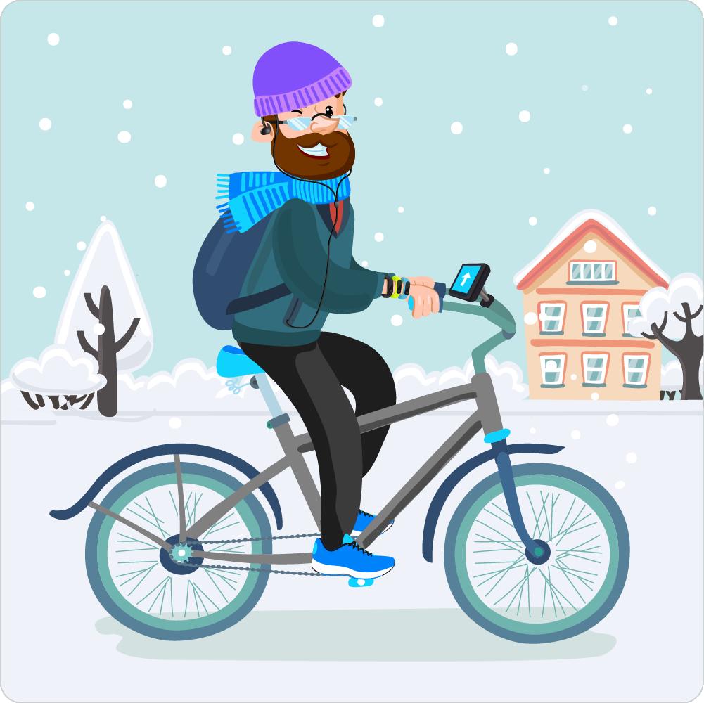 akcesoria sportowiec rower