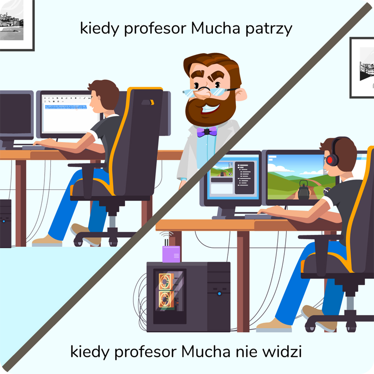 Komputer dla dziecka - do gier i nauki