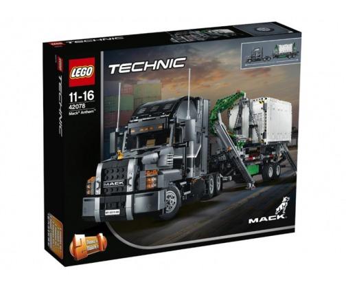 LEGO® Technic MACK Anthem