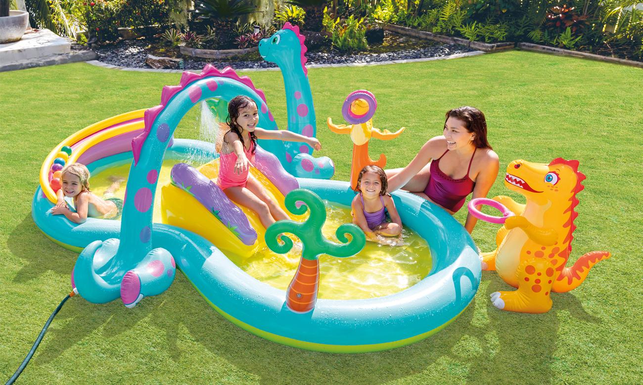 stwórz plac zabaw i zapewnij dzieciom wiele radości