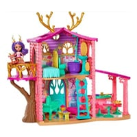Mattel Enchantimals Wonderwood Domek Jelonków