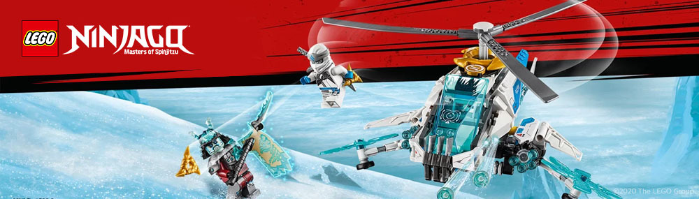 zabawy z lego ninjago zagubieni w labiryncie