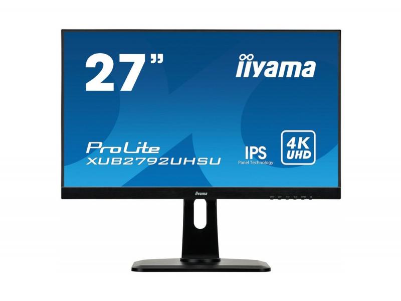 iiyama XUB2792UHSU-B1 4K