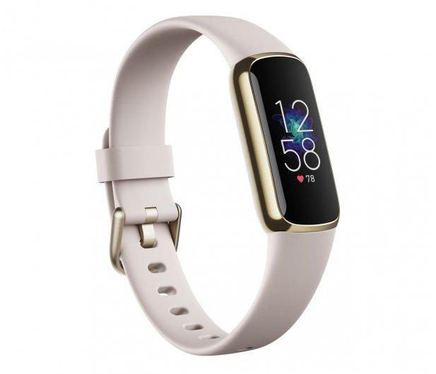Fitbit Luxe złoty
