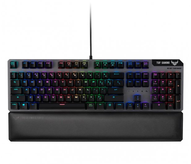 ASUS TUF GAMING K7 (Optical-Mech, RGB)